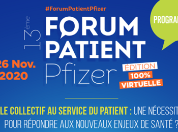 13e Forum Patient Pfizer